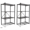 Deals on 2 Pack Origami Pop It R1407 Shelves
