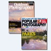 Deals on Popular Photography & Outdoor Photographer Magazine Subscription 1-Yr 23 Issues