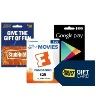 Deals on Free $5 Best Buy Gift Card w/$50+ Order of Entertainment Gift Cards