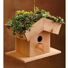 harryanddavid deals on Birdhouse with Succulents