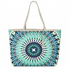neimanmarcus deals on Rebecca Minkoff Delhi Large Printed Leather Tote Bag
