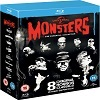 Universal Classic Monsters: The Essential Collection Blu-ray Deals