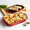 Deals on Sur La Table Rectangular Baker with Grill Pan Lid