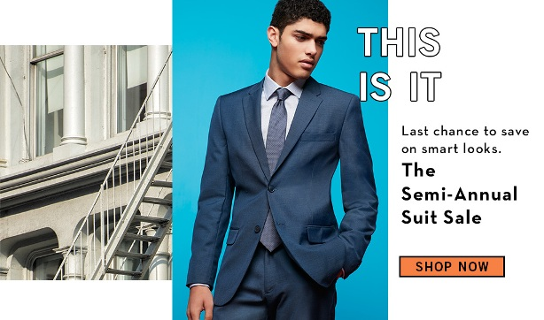 Perry Ellis Semi-Annual Sale Live Now