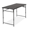 BigLots.com deals on Cosco 4-ft Black Center Folding Table