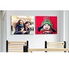 Two 16-in x 20-in Custom Premium Canvas Wraps from Canvas on Demand Deals