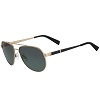 Nautica Polarized Men's Aviator Sunglasses N5116S
