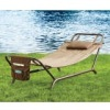 BigLots.com deals on Wilson & Fisher Deluxe Padded Hammock w/Frame