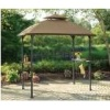 BigLots.com deals on Wilson & Fisher Windsor Grill Gazebo 8-ft x 5-ft