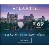 Deals on Atlantis Summer Sale: Rates from $169/Night + Up to $450 Resort Credit