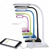 Dimmable LED Desk Lamp w/USB Charging Port