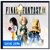 Deals on Final Fantasy IX Digital Edition For PS4