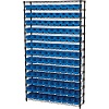 Deals on Strongway 14-Tier Single Side Wire Shelving Unit