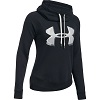 Academy.com deals on Under Armour Women's Favorite Fleece Pullover Hoodie