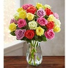 Deals on Florists Flash Sale: Bouquet + Vase from $24.99 Shipped