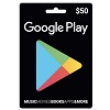 Deals on $50 Google Play Gift Card