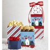 Deals on Merry & Bright Musical Light Up Gift Tower