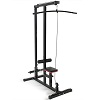 Deals on Akonza Lat Machine Low Row Cable Pull Down Fitness Handle