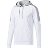Deals on Adidas Men's Team Issue Fleece Pullover Hoodie