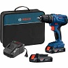 Deals on Bosch Tools 18V Compact 1/2 In Drill/Driver Kit + Bit Set 34Pc