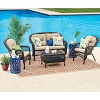 BigLots.com deals on Wilson & Fisher Westwood 4-Piece Seating Set