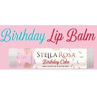 Deals on Stella Rosa Birthday Cake Lip Balm Sample
