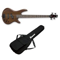 Deals on Ibanez GIO Series GSR200B Electric Bass Guitar w/Gig Bag