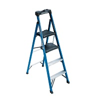 Werner Fiberglass Type 1 250 lbs. Step Ladder Deals