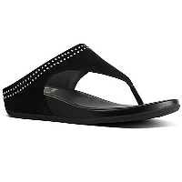 Deals on FitFlop Banda Toepost Sandal