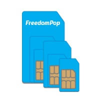 Deals on FreedomPop LTE SIM + 100% FREE Talk, Text, and 2GB Data + 2GB Bonus