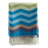 Deals on Missoni Wool Blend Throw