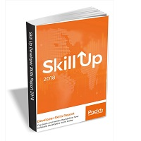 Skill Up 2018 Developer Skills Report Deals