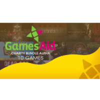 Deals on GamesAid 10 Game Charity Bundle Alpha PC