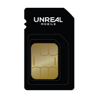 Deals on Unreal Mobile: FREE Trial of Unlimited Mobile + 5GB LTE + GSM 3-in-1 SIM Card Kit