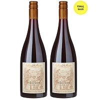 Deals on 2015 Anne Amie Estate Pinot Noir, Willamette Valley, Oregon: 2 Bottles