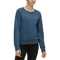 Patagonia Organic Cotton Quilt Crew Womens Sweatshirt Deals