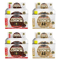 24 MuscleTech Protein Cookies