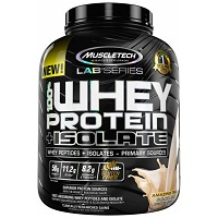 2 x 5lbs MuscleTech Lab Series 100% Whey +Isolate
