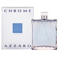 Deals on Azzaro Chrome For Men By Azzaro Eau De Toilette Spray 6.8 Oz