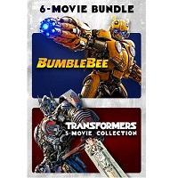 Deals on Bumblebee + Transformers 6-Movie Collection