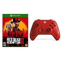 Red Dead Redemption 2 for Xbox One w/Wireless Controller