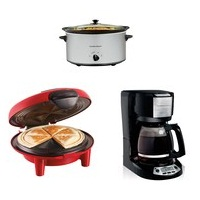 Deals on 3 Hamilton Beach Small Appliances + $20 Kohls Cash