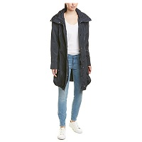 Deals on Marc New York Womens Bubble Trench Coat