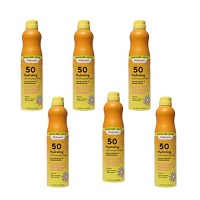 Deals on 6-Pack Walgreens Hydrating Continuous Spray SPF 50 Sunscreen