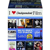 I HEART INDEPENDENT FILM: Blu-ray 10-Pack