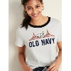 Deals on Old Navy Peanuts Snoopy-Graphic Tee for Women