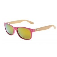 Deals on Eyekepper Polarized Sunglasses with Bamboo Wood Arms