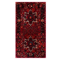 Deals on Safavieh Vintage Hamadan Jasmin Traditional Red 2.3-ft x 4-ft