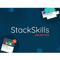 Deals on StackSkills Unlimited: Lifetime Access