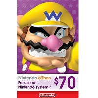 Deals on $70 Nintendo eShop Gift Card Digital